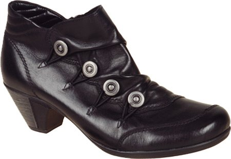 Rieker D1273 Annemarie 73 Boot,Black,40 EU (Women's 8.5-9 M US)