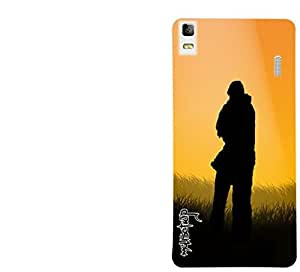 Premium Quality Mousetrap Printed Designer Full Protection Back Cover for Lenovo K3 Note-176