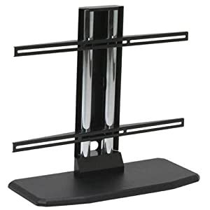 Premier Mounts PSD-TTS/B Universal Tabletop Stand (Black base)