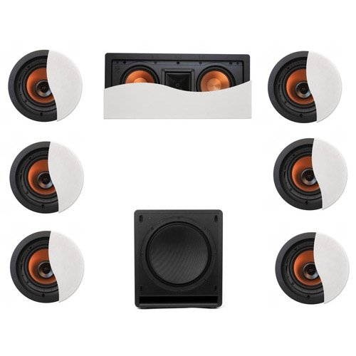 Klipsch Cdt-3650-Cii In-Ceiling System #10