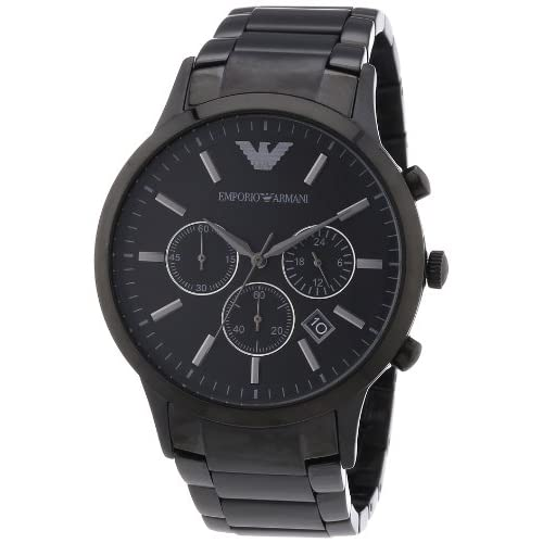 EMPORIO ARMANI mens watch AR2453 Chronograph