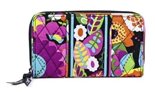 07. Vera Bradley Accordion Wallet