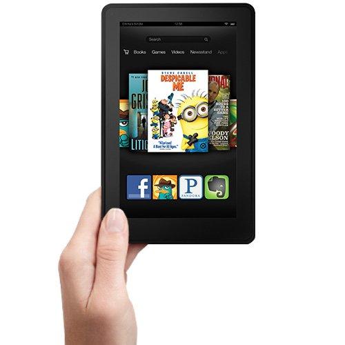 Kindle Fire 7″, LCD Display, Wi-Fi, 8 GB