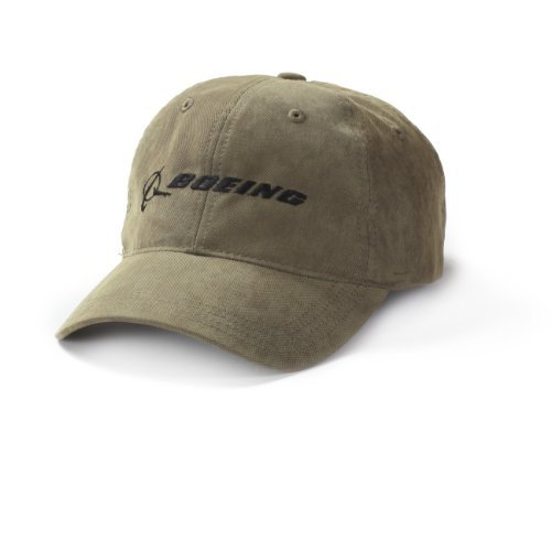 Executive Signature Hat; COLOR: MOCHA; SIZE: ONSZ (Boeing Cap compare prices)