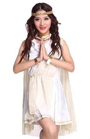 Buy Chendvol Goddess Birthday Party Cosplay Anime Role-playing Masquerade Dress by Chendvol