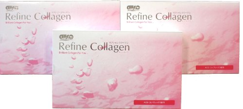 リファイン コラーゲン ×3箱