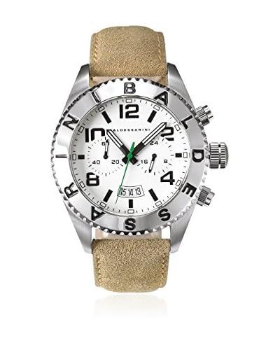 Baldessarini Reloj de cuarzo Man Marrón Claro 44 mm