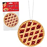 Toy / Game Food Scented Air Fresheners - Freshly Baked Delicious Cherry Pie - Emits The Unparalleled Aroma
