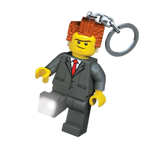 LEGO Movie President Business Key Light - 1