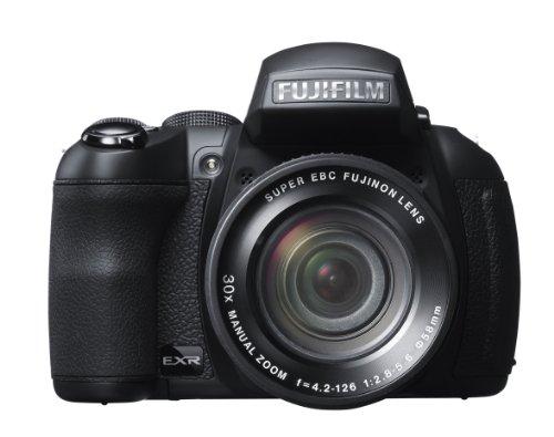 FUJIFILM デジタルカメラ FinePix HS30EXR 1600万画素 EXR-CMOS 広角24mm光学30倍 F FX-HS30EXR
