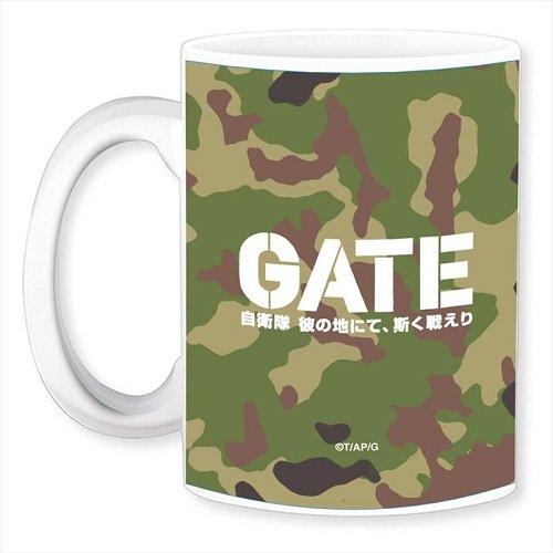 GATE 自衛隊 彼の地にて、斯く戦えり マグカップ