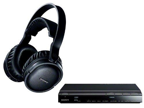 SONY デジタルサラウンドヘッドホンシステム DS7500 MDR-DS7500