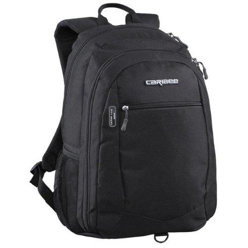caribee-data-pack-sac-a-dos-30l-avec-ordinateur-portable-154-pour-ordinateur-portable-noir-noir