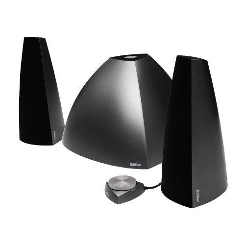Edifier E3350 2.1 Soundsystem Rev.2, schwarz