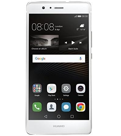 HUAWEI P9 LITE SIMフリースマートフォン VNS-L22-WHITE(ホワイト) 【日本正規代理店品】