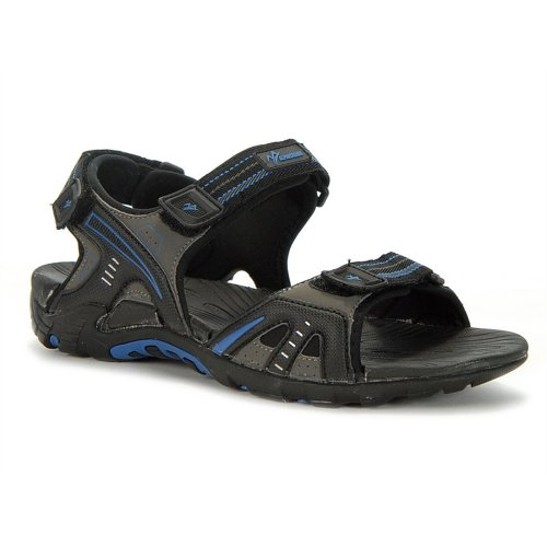 Alpine Crown - Rlx Active Mens Sandals - 134517016 - Colore: Nero - Taglia: 44.0