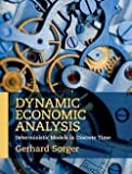 img - for Gerhard Sorger: Dynamic Economic Analysis : Deterministic Models in Discrete Time (Hardcover); 2015 Edition book / textbook / text book