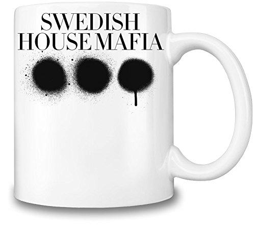 Swedish House Mafia Logo Tazza Coffee Mug Ceramic Coffee Tea Beverage Kitchen Mugs By Genuine Fan Merchandise