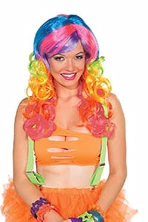 Amazon.com: 70872/243 Club Candy Wig Candi Swirl Wig: Clothing