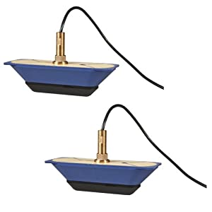 Lowrance 000-10947-001 Lowrance Bronze Thru-Hull Transducer for LSS-2 StructureScan... by Lowrance