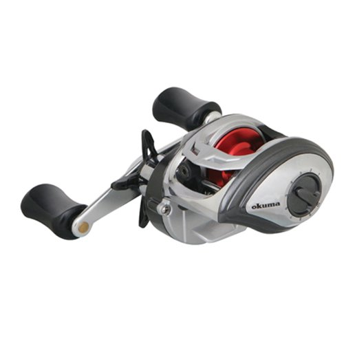 Okuma Citrix Low Profile Baitcasting Reel (Gear Ratio 6.6:1)