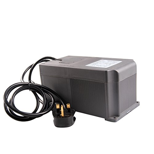 GWELL Magnetic Ballast 600W for Hydroponic HPS MH Grow Lamp Bulb Light