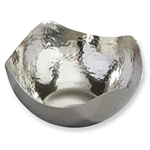 Hammered 5.5 inch Small Wave Bowl