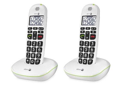 Doro Phone Easy 110 Duo téléphone fixe filaire