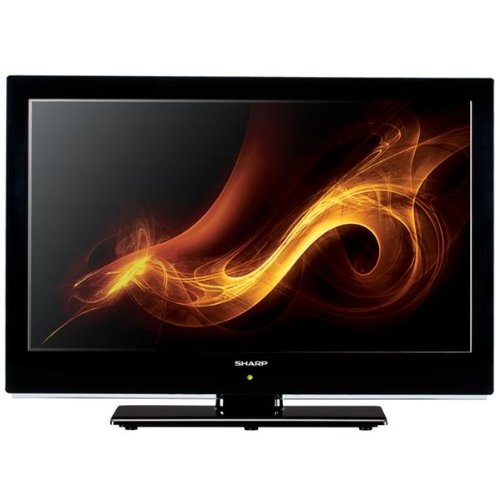 Sharp LC40LE831E 40 inch 1080p 3D QUATTRON TV with Smart Internet,LED Backlight,HD Freeview and 2D to 3D conversion