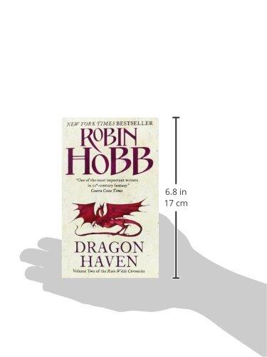 Dragon Haven (Rain Wilds Chronicles, Vol. 2) by Robin Hobb