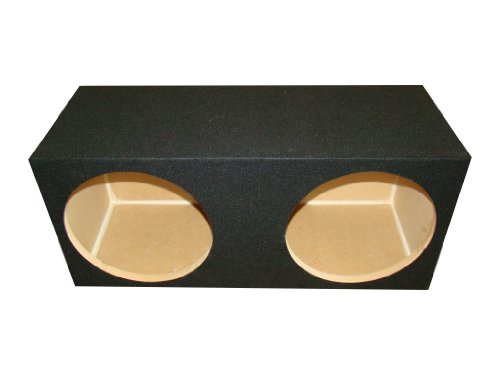 "Zenclosures 2-12"" Jl Audio 12W7Ae-3 12W7 Subwoofer Box"