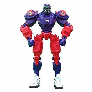NFL New York Giants 10-Inch Fox Sports Team Robot by Foamhead