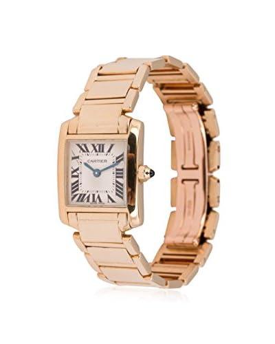 Cartier Women's LC0097785AA Tank Francaise 18K Yellow Gold Watch
