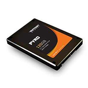 Patriot Memory PYRO 120 GB Solid State Drives $105 after rebate