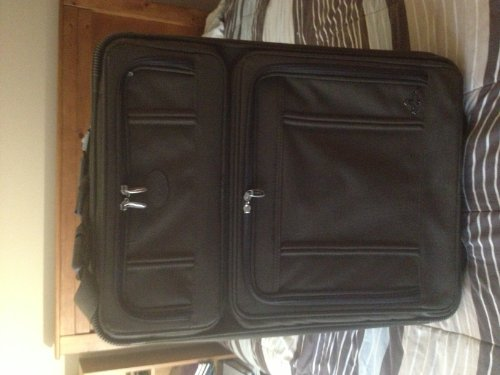 Green Atlantic Luggage/Suitcase Pre-Owned