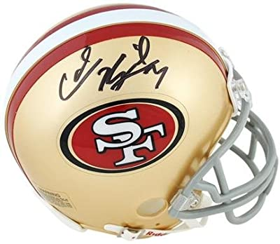 Colin Kaepernick San Francisco 49ers Autographed Riddell Mini Helmet - Fanatics Authentic Certified - Autographed NFL Mini Helmets