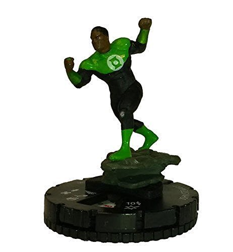 Heroclix DC War of Light Month 3 #105 John Stewart Op Kit LE Figure