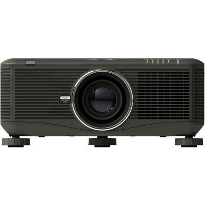 NEC NP-PX750U - DLP projector - 3D Ready - 7500 ANSI lumens - WUXGA (1920 x 1200) - widescreen - High Definition 1080p - zoom lens - LAN