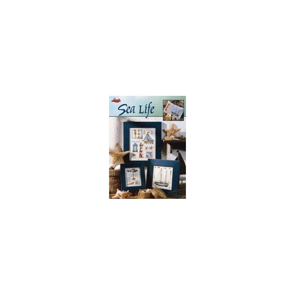 Sea Life, Cross Stitch from Leisure Arts