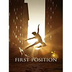 First Position (Theatrical Rental)