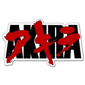 "Akira manga cyberpunk science fiction car bumper sticker decal 6"" x 4"""