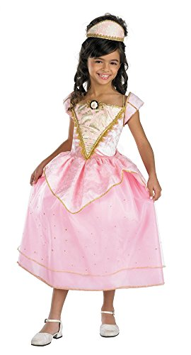 Baby Girls - Barbie Party Princess Deluxe Toddler Costume