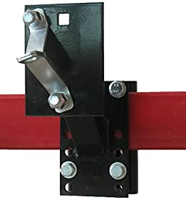 Spare Tire Carrier with lock