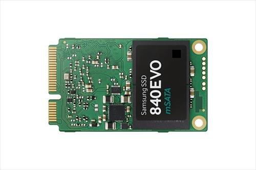 Samsung SSD840EVO 500GB mSATA 日本サムスン正規品 3年保証 MZ-MTE500B/IT