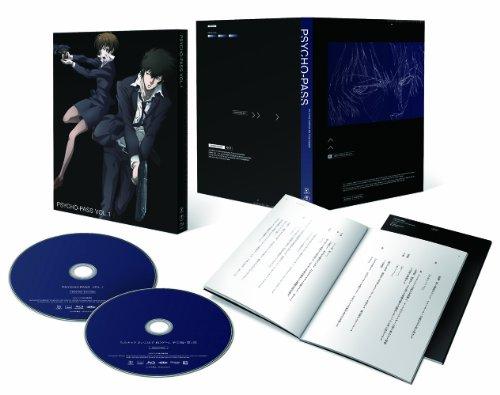 PSYCHO-PASS サイコパス VOL.1【Blu-ray】 (初回生産限定版/2枚組/イベント参加抽選応募券(第1巻~第3巻連動購入者対象)1付き)