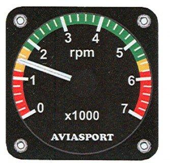 Aviasport Rotax 912 Tachometer - 2 1/4 In  from AVIASPORT