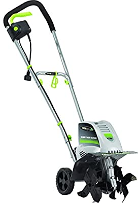 Earthwise TC70001 11-Inch 8-1/2 Amp Electric Tiller/Cultivator