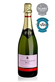 Chapel Down English Sparkling Ros Brut - Case of 6