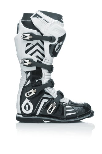 Sixsixone Flight Chevron Boot- Black, Size 9