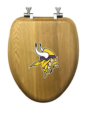 Minnesota Vikings Bath Towel Set All Teams Available Great: Vikings Toilet Seats, Minnesota Vikings Toilet Seat
